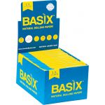 ​BASIX Natural Rolling Papers 1 1/4 + Tips Wholesale