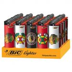 BIC Chicago Blackhawks Lighters Wholesale