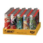 BIC Tattoo Lighters Wholesale