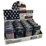 Eagle USA Flag Torch Lighters Wholesale