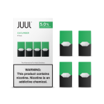 JUUL Cucumber Pods (Pack of 4) Wholesale