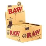 Raw Classic Connoisseur King Size Slim with Tips Wholesale