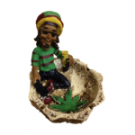 Jamaican Poly Resin Ashtray Wholesale