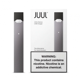 JUUL Device Kit (Device & Charger) - Slate